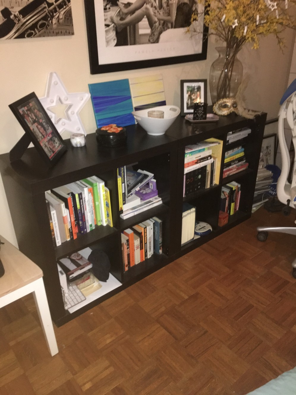 Our artsy book collection